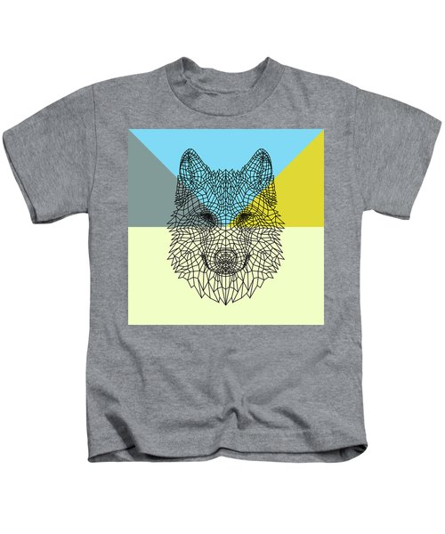 Party Wolf Kids T-Shirt