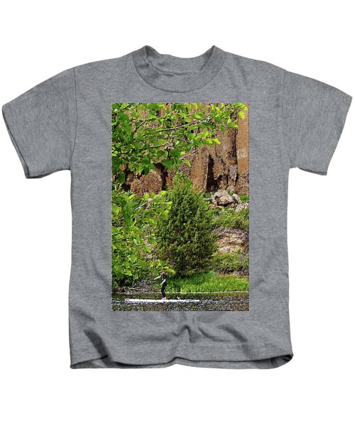 Passing By Kids T-Shirt