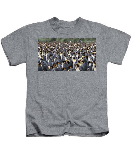 Penguinscape Kids T-Shirt