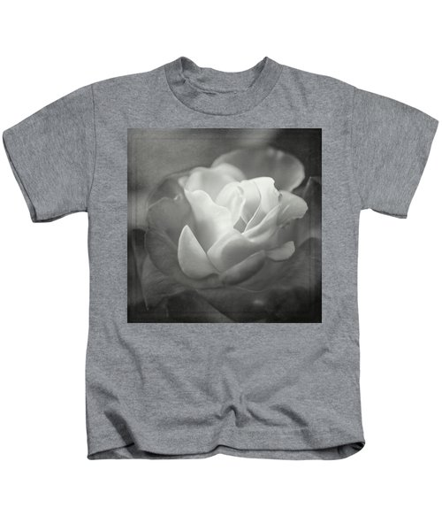 Perfectly Imperfect Monochrome By Tl Wilson Photography Kids T-Shirt