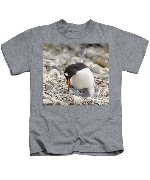 Personality Emerges Early Kids T-Shirt