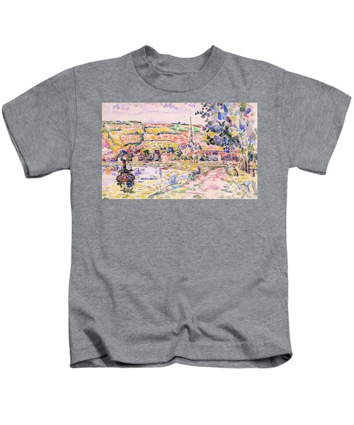 Petit Andely-the River Bank - Digital Remastered Edition Kids T-Shirt