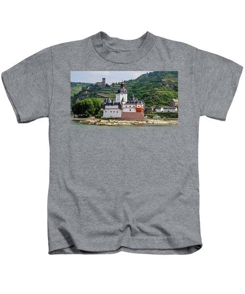Pfalzgrafenstein Castle Kids T-Shirt