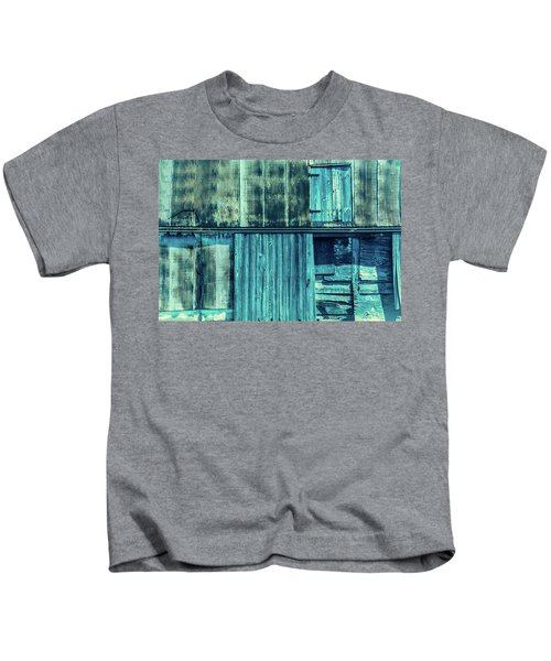 Pieces Of The Past Kids T-Shirt