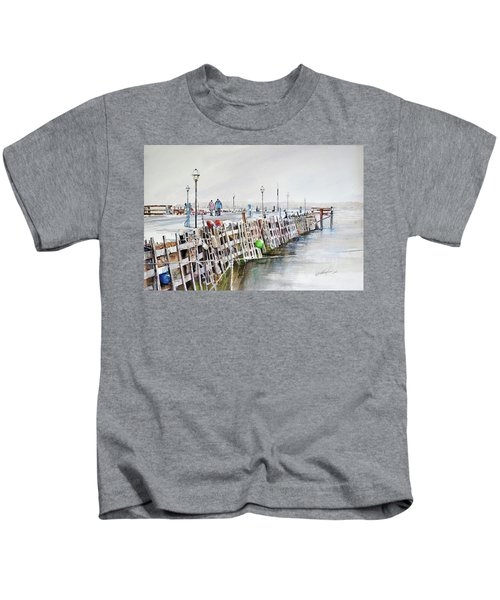 Piers To Be Cold Kids T-Shirt