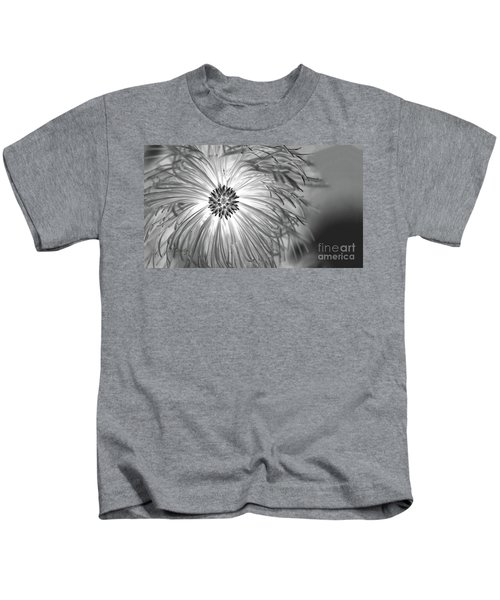 Pine Cone With Needle Halo Kids T-Shirt