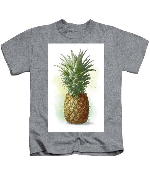 Pineapple Kids T-Shirt