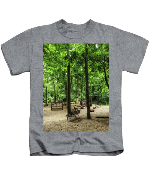 Play In The Shade Kids T-Shirt
