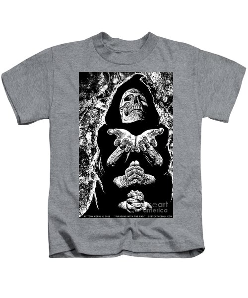 Pleading With The End Kids T-Shirt