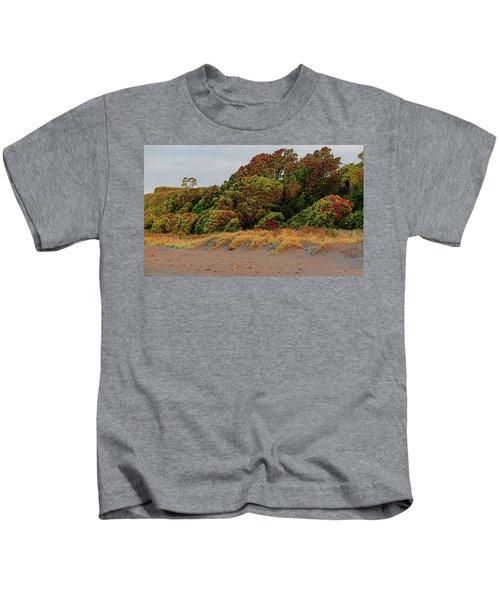 Pohutukawa Trees Kids T-Shirt