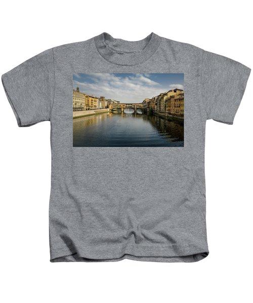 Ponte Vecchio Kids T-Shirt