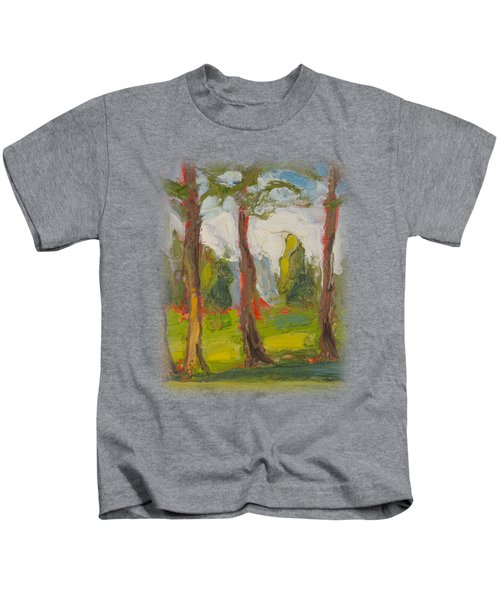 Primordial Forest Kids T-Shirt