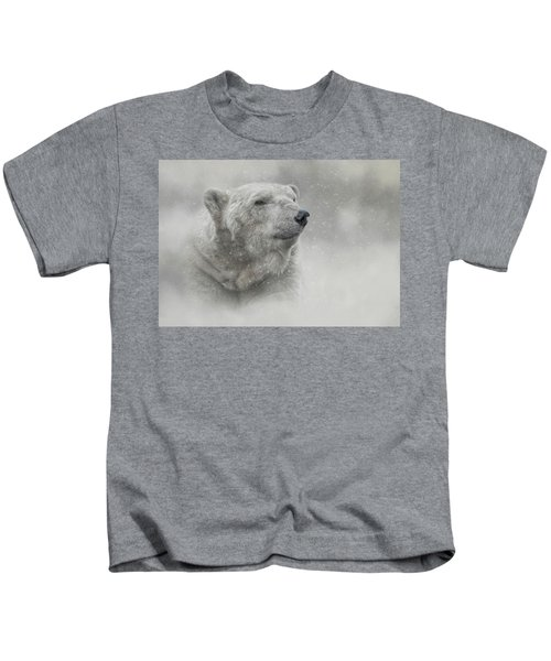 Prince Of The North Pole Kids T-Shirt