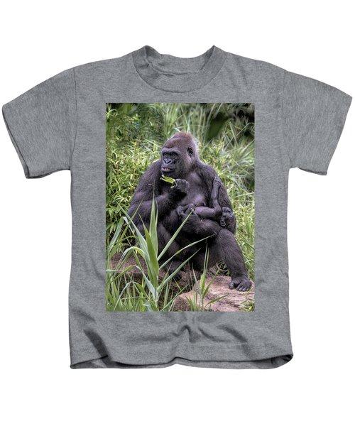 Proud Mama Silverback 6243 Kids T-Shirt