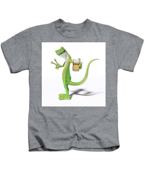 Pub Gecko Kids T-Shirt