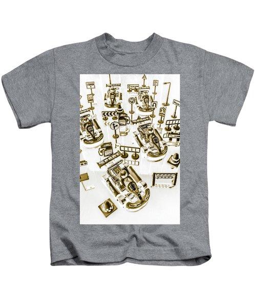 Racing Karts Kids T-Shirt