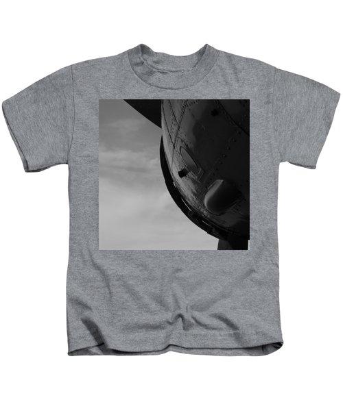 Radial Cowl Kids T-Shirt