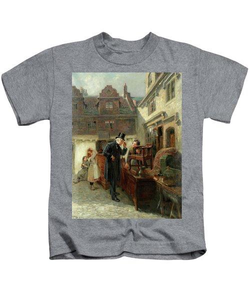 Real Antique Kids T-Shirt