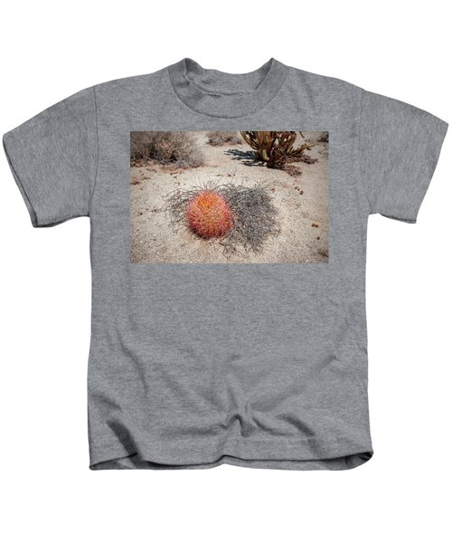 Red Barrel Cactus And Mesquite Kids T-Shirt