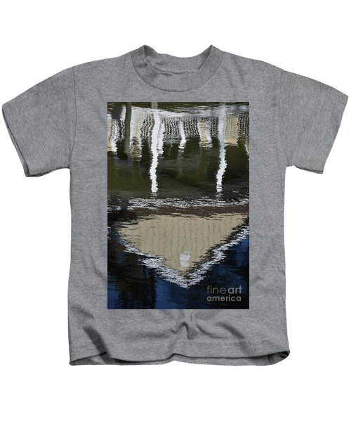 Reflected Investment Kids T-Shirt