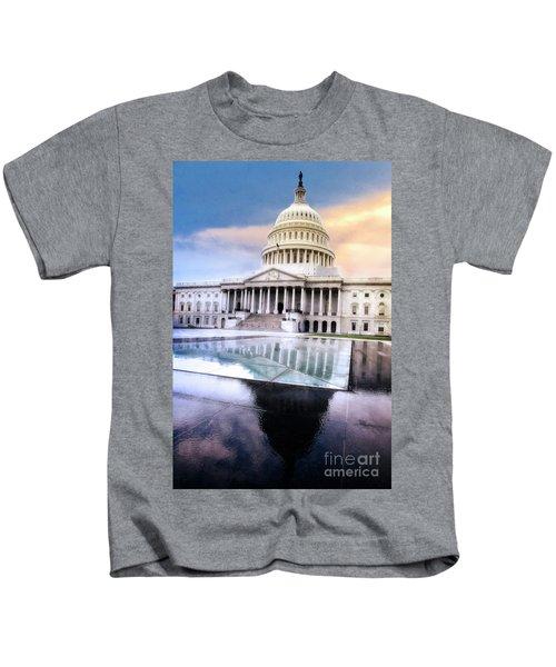 Reflecting Pool Kids T-Shirt