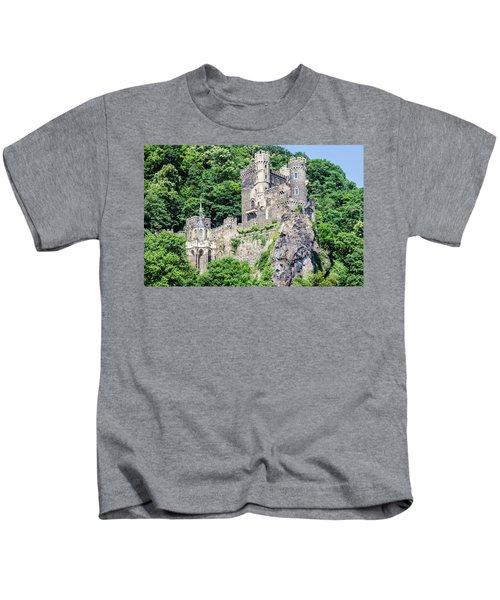 Rheinstein Castle Kids T-Shirt