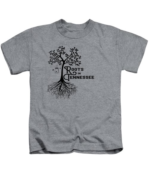 Roots In Tn Kids T-Shirt