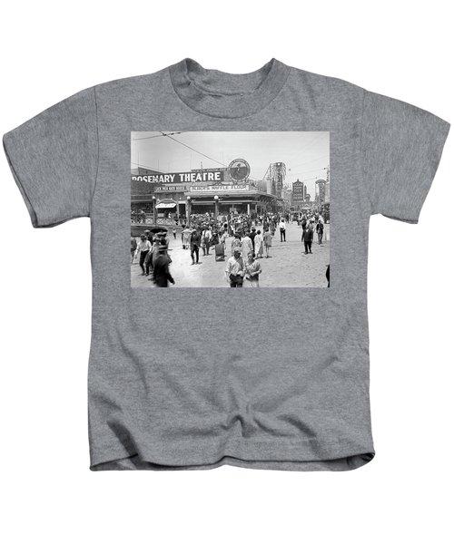 Rosemary Theater Santa Monica Kids T-Shirt