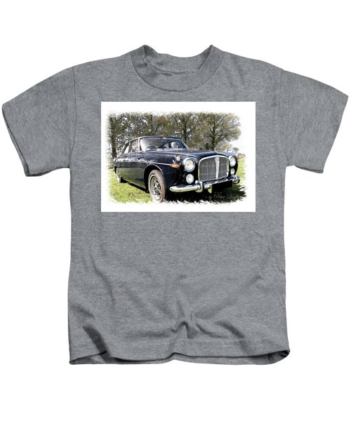 Rover 3.5 Coupe Kids T-Shirt