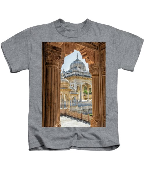 Royal Cenotaphs Kids T-Shirt