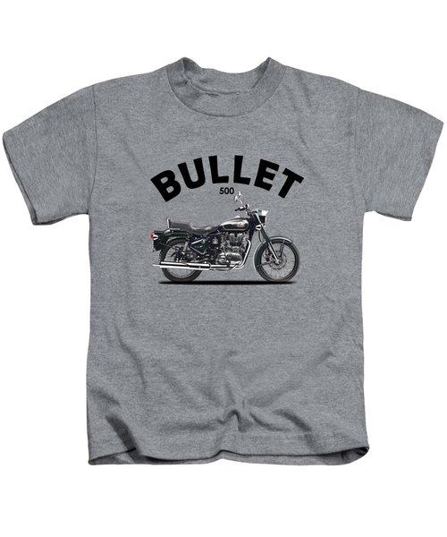 Royal Enfield Bullet 500 Kids T-Shirt