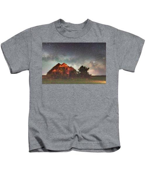 Ruined Dreams Kids T-Shirt