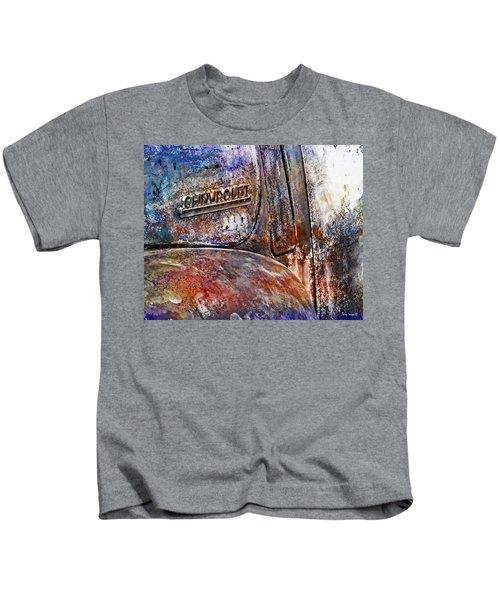 Rusty Rainbow Kids T-Shirt