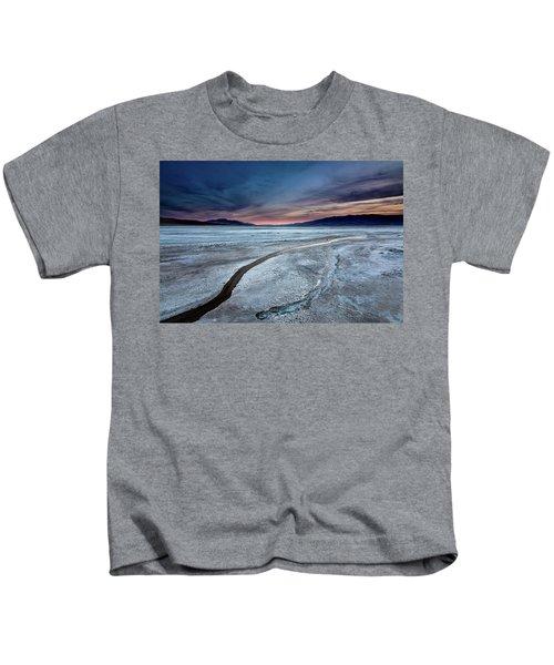 Salt Creek Flats Iv Kids T-Shirt
