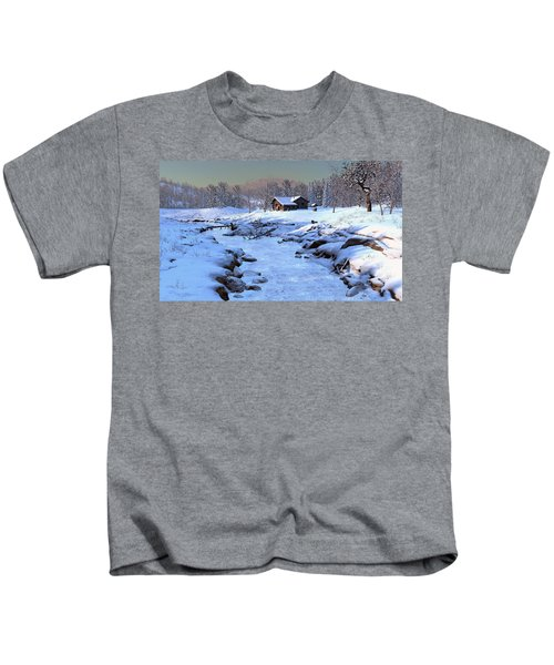 Season Of Repose Kids T-Shirt