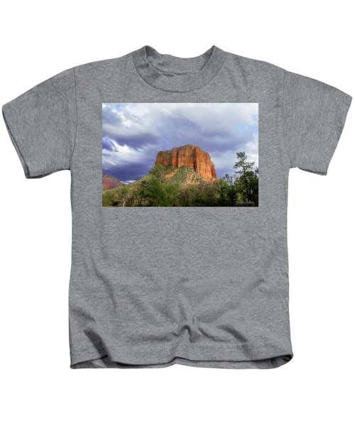 Devil's Mountain Kids T-Shirt