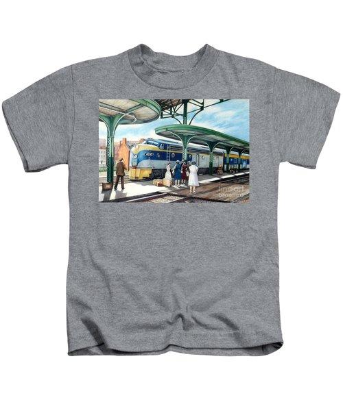 Sentimental Journey Kids T-Shirt