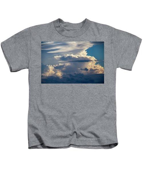September Storm Chasing 015 Kids T-Shirt
