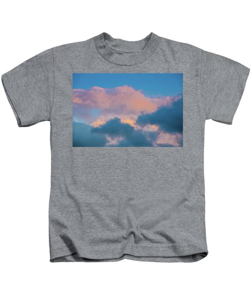 Shades Of Clouds Kids T-Shirt