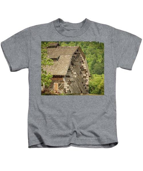 Shingled Barn Kids T-Shirt