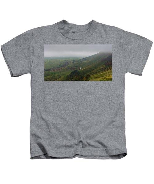 Shivering Mountain,  Kids T-Shirt