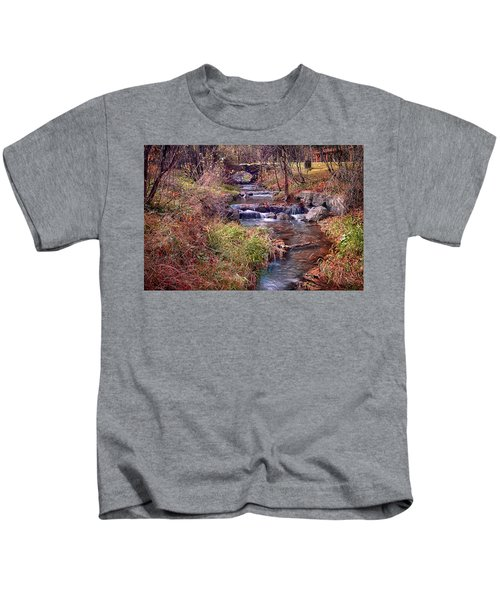 Sinoquippie Run Kids T-Shirt