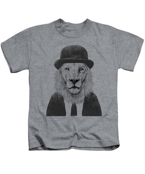 Sir Lion Kids T-Shirt