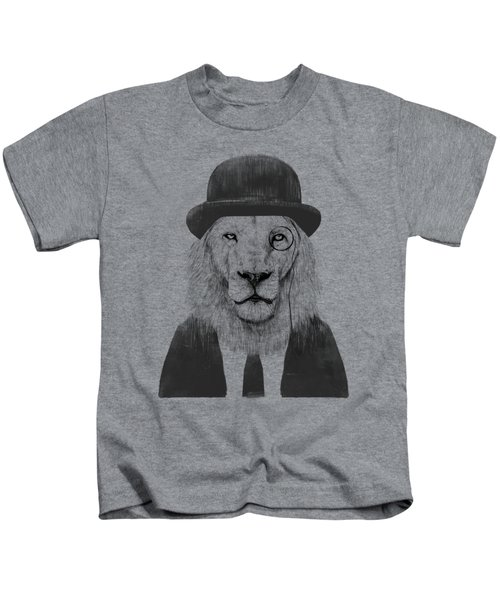 Sir Lion Kids T-Shirt
