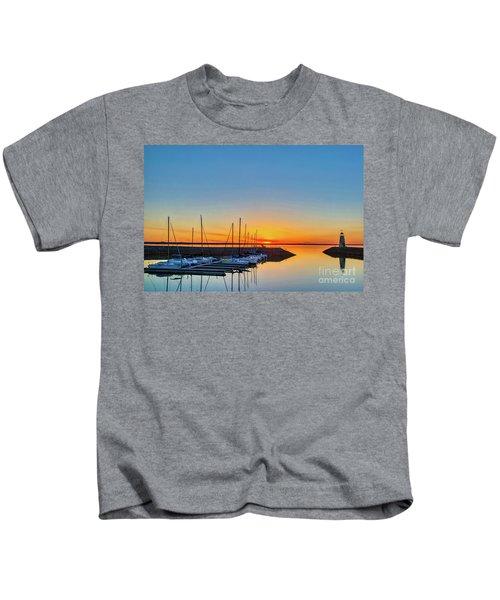 Sleeping Yachts Kids T-Shirt