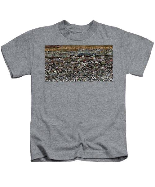 Slice Of Lanscape Kids T-Shirt