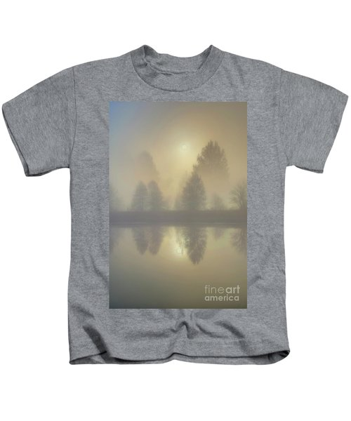Softly Comes The Sun Kids T-Shirt
