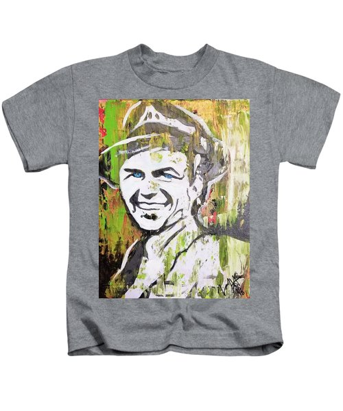 Something In Your Eyes Kids T-Shirt