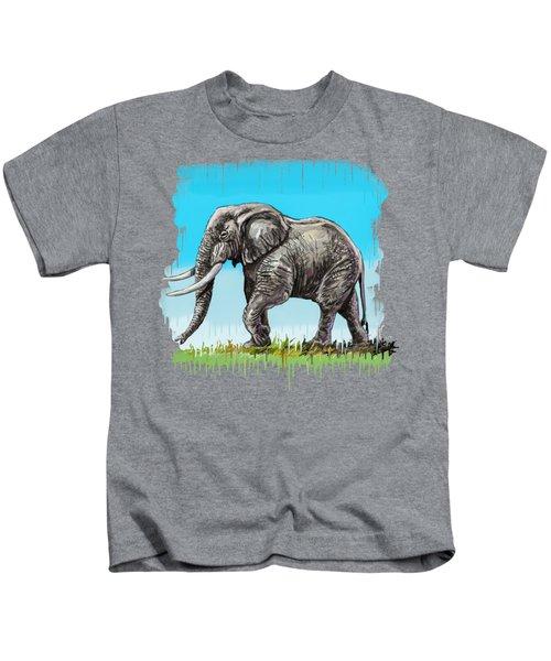 Son Of Africa Kids T-Shirt