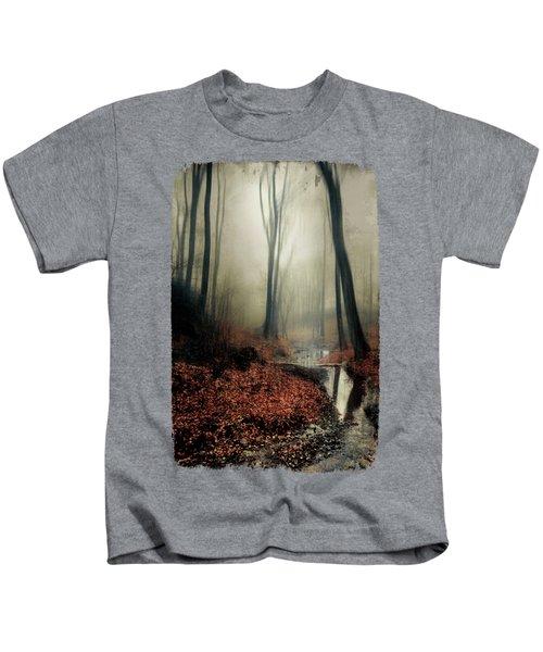 Sounds Of Silence Kids T-Shirt